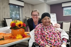 Resident-enjoying-a-Halloween-Celebration